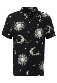 New Look - SUN MOON - Skjorter - black - 0