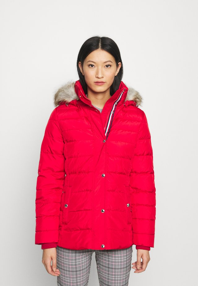 SORONA PADDED - Light jacket - primary red