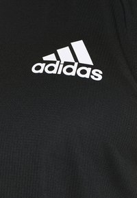 adidas Performance - DESIGN 2 MOVE 3-STRIPES AEROREADY PRIMEGREEN TRAINING WORKOUTSLEEVELESS T-SHIRT - Top - black - 6