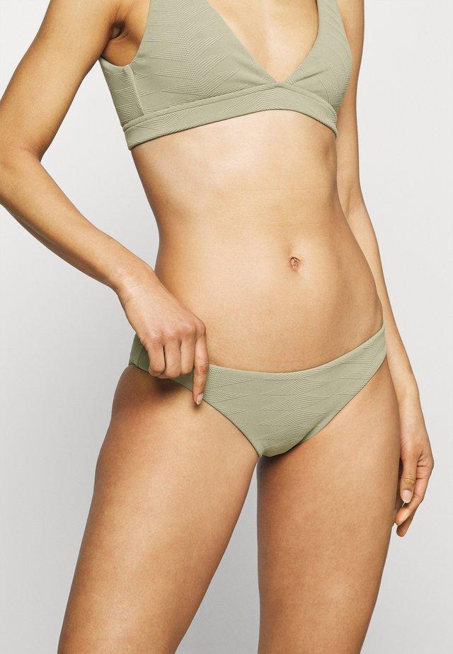 SEASIDE SOIREE HIPSTER - Bikini-Hose - thyme