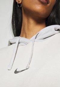 Nike Sportswear - HOODIE - Sweatshirt - light bone - 6