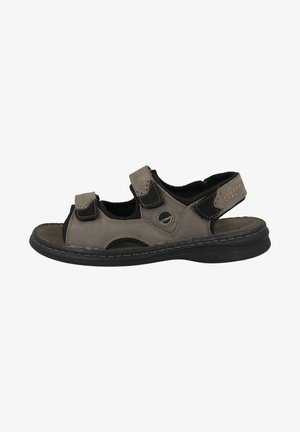 FRANKLIN - Walking sandals - asphalt