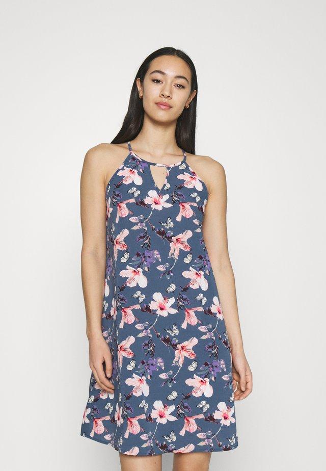 ONLNOVA LUX LIMBO DRESS - Vestido informal - vintage indigo