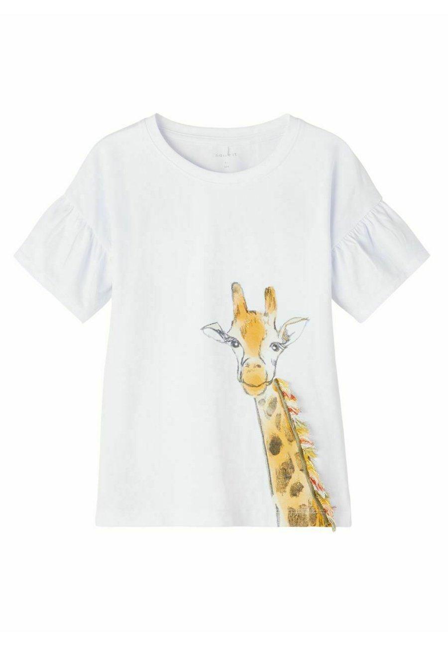 Bambini NMFJALI - T-shirt con stampa