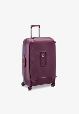 MONCEY 4-ROLLEN TROLLEY 76 CM - Wheeled suitcase - purple