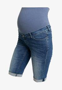 Noppies - BOBBY - Denim shorts - every day blue - 3