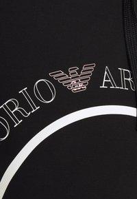 EA7 Emporio Armani - Bluza z kapturem - black - 2