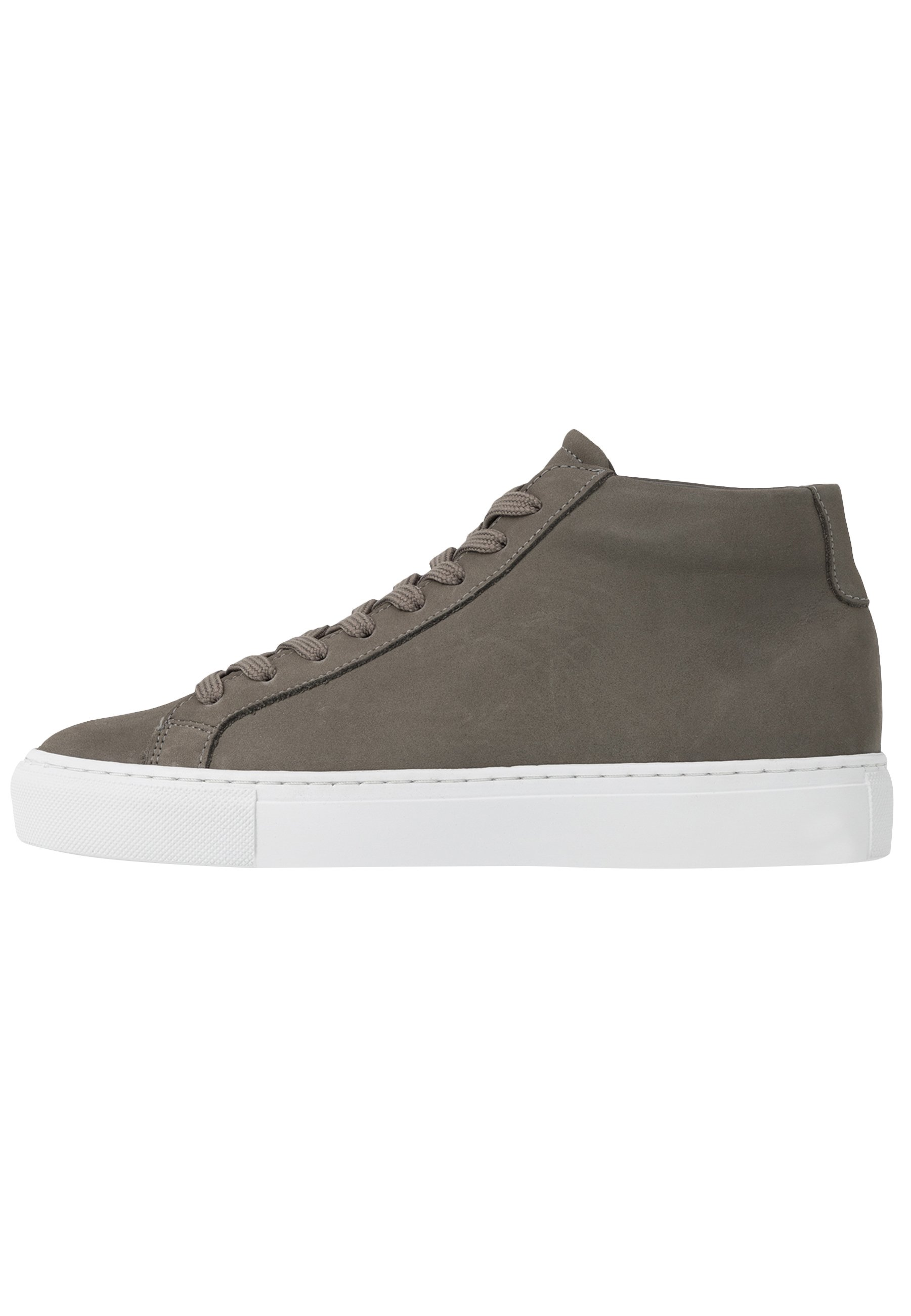 Garment Project Type Mid Slim Sole - Sneakers High Grey