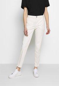 Benetton - Trousers - white - 0