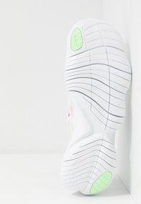 Nike Performance - FREE RN 5.0 2020 - Minimalist running shoes - white/black/summit white - 4