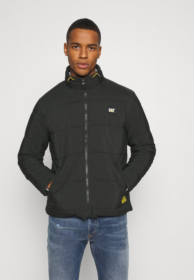 Caterpillar - BASIC PUFFY JACKET - Vinterjacka - black