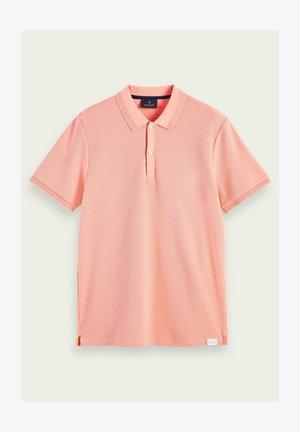 Poloshirt - pink smoke