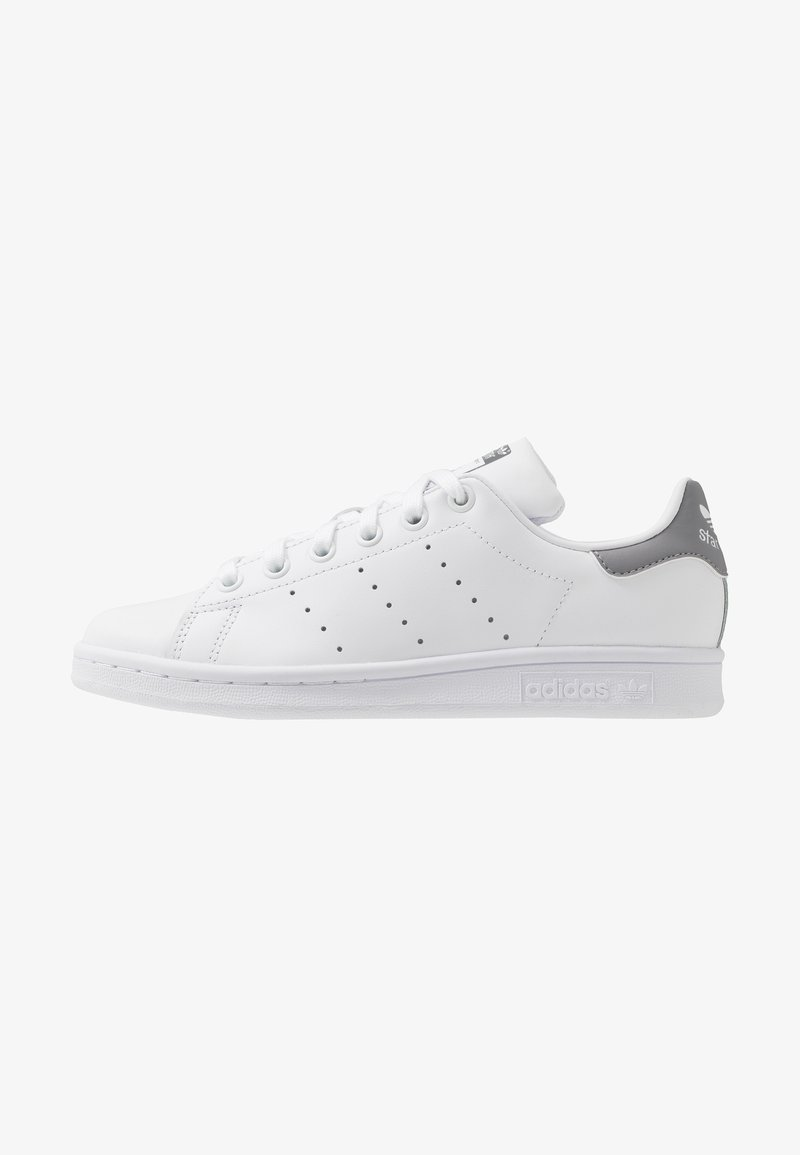 adidas Originals - STAN SMITH - Baskets basses - footwear white/grey three