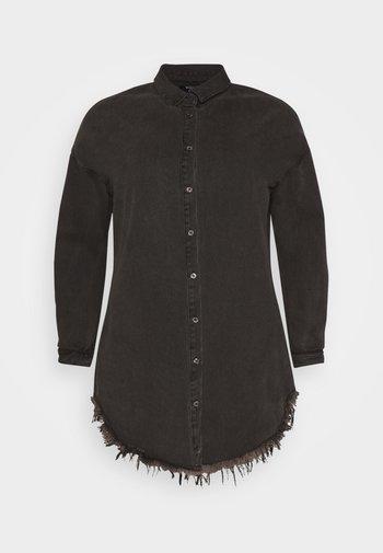 OVERSIZED - Camicia - black