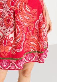 Ivko - Áčková sukně - red - 4