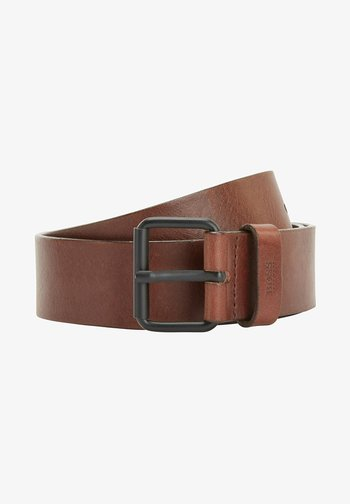 SERGE - Belt - brown