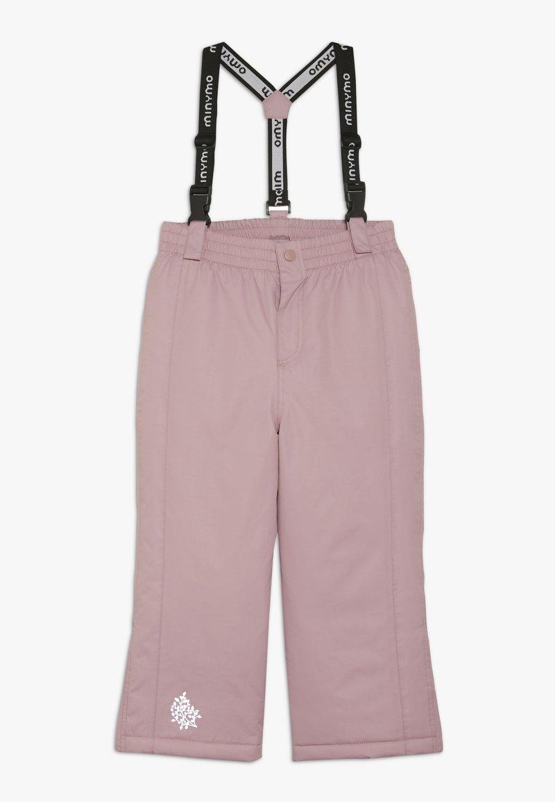 Minymo - SNOW PANT TUSSOR SOLID - Zimní kalhoty - zephyr