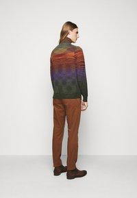 Missoni - LONG SLEEVE CREW NECK - Pullover - multi coloured - 2