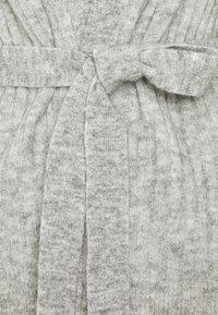 ICHI - AMARA  - Cardigan - light grey - 2