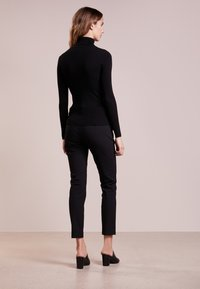 Lauren Ralph Lauren - TURTLE NECK - Svetr - polo black - 2