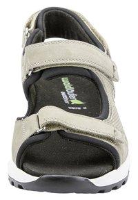 Waldläufer - Walking sandals - corda corda schwarz - 3