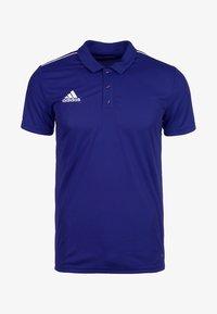 adidas Performance - Polo shirt - dark blue - 0