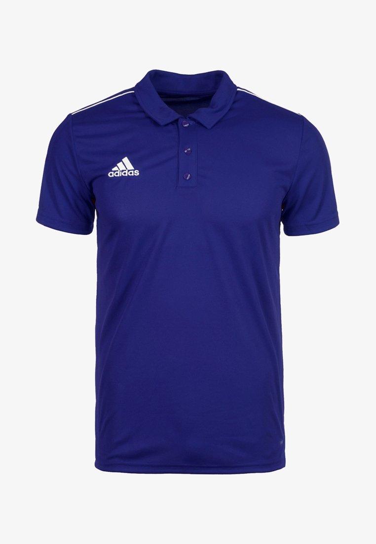 adidas Performance - Polo shirt - dark blue