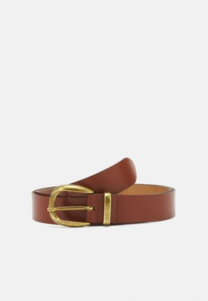 BROOK - Pásek - light brown