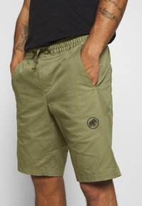 Mammut - CAMIE SHORTS MEN - Friluftsshorts - tin - 3
