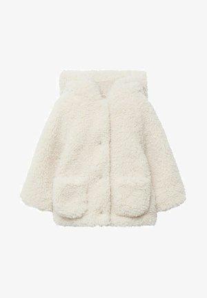 SUSI - Fleece jacket - ecru