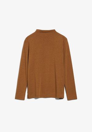 TERESAA - Long sleeved top - ginger