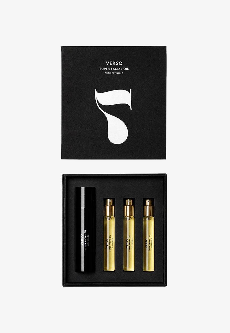 VERSO skincare - SUPER FACIAL OIL 4X 7.5ML - Olio viso - neutral