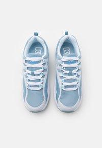 Kappa - OVERTON NC - Sportovní boty - white/ice - 7