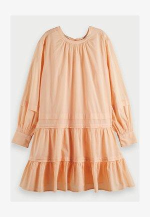 Day dress - mango tango