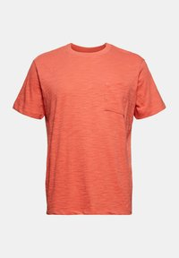 Esprit - Basic T-shirt - coral red - 1