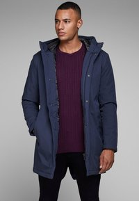 Jack & Jones PREMIUM - JPRCLIMB  - Winter coat - dark blue - 0
