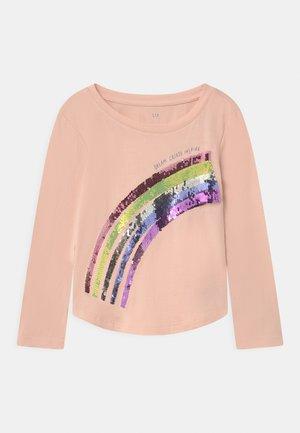 GIRL - Langærmede T-shirts - murmur pink