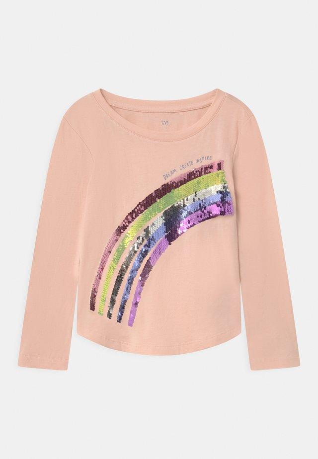 GIRL - Maglietta a manica lunga - murmur pink
