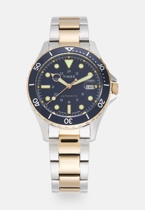 NAVI AUTOMATIC - Watch - two tone yellow gold-coloured