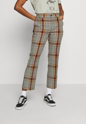 EDGAR - Pantalon classique - multicoloured