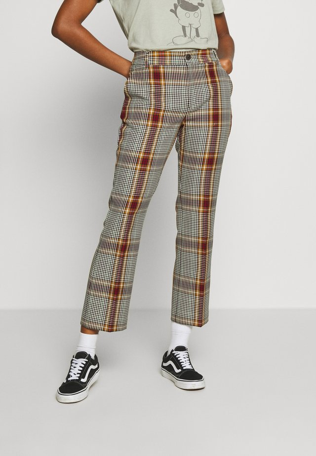 EDGAR - Trousers - multicoloured