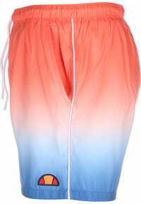 Ellesse - BADESHORTS DEM SLACKERS FADE - Swimming shorts - orange - 2