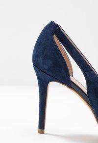 Zign - Lodičky na vysokém podpatku - royal blue - 2