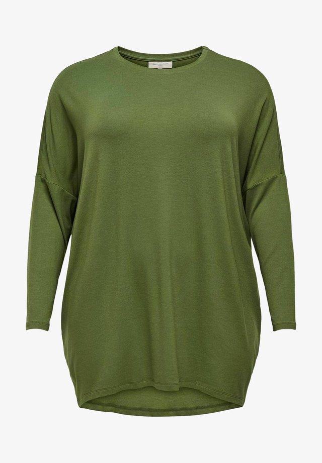 CARCARMA LONG - Bluzka z długim rękawem - capulet olive