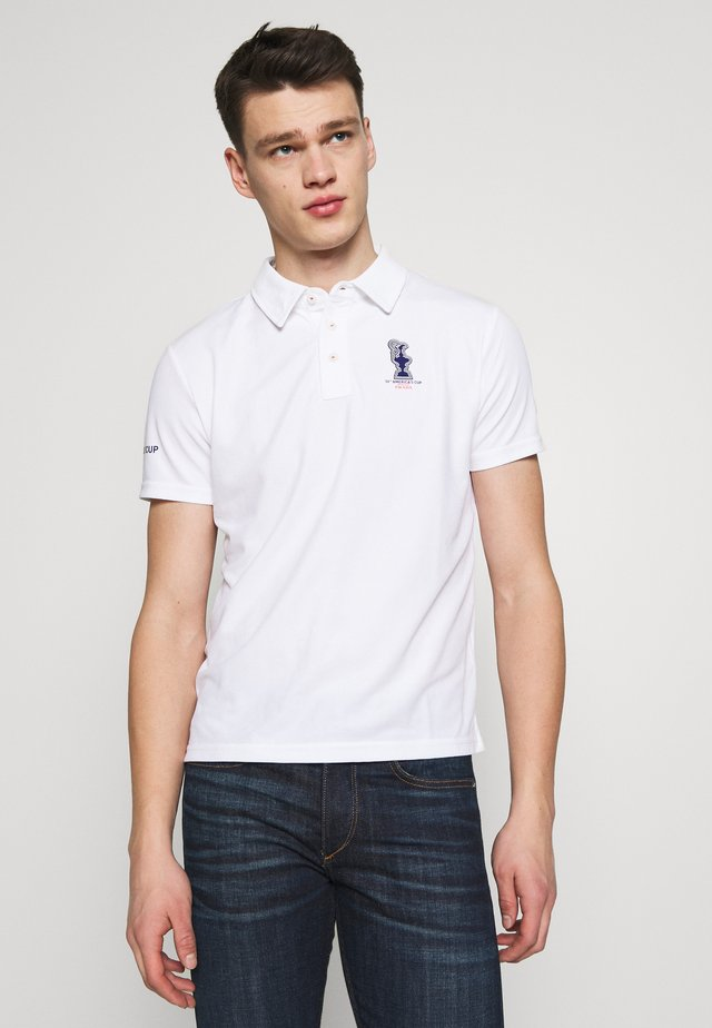 VALENCIA  - Polo - white