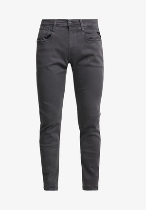 ANBASS HYPERFLEX - Jeans slim fit - blackboard