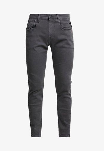 ANBASS HYPERFLEX - Jeans slim fit - blackboard