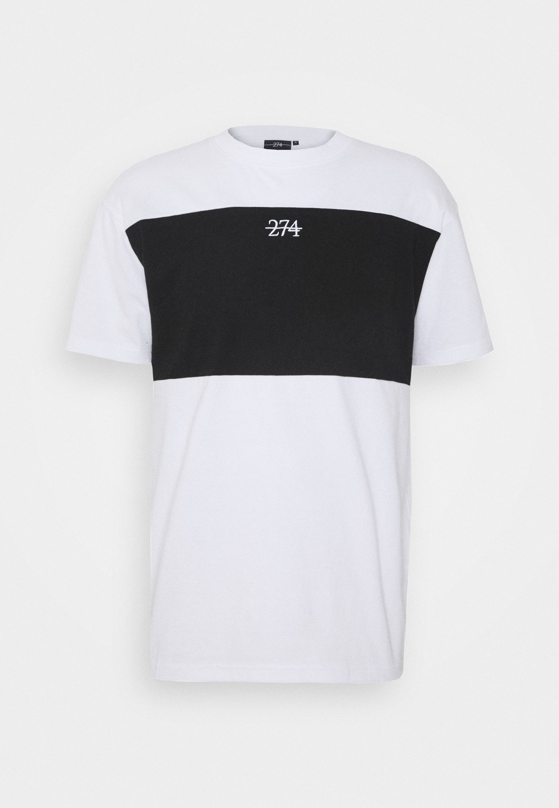274 Split - T-shirts Med Print White