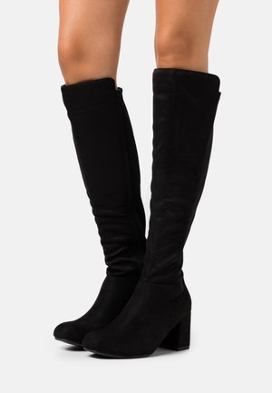 WIDE FIT WEDNESDAY - Boots - black