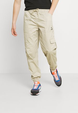 CLASSICS   - Cargo trousers - spray green